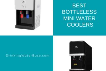 best bottleless mini water coolers