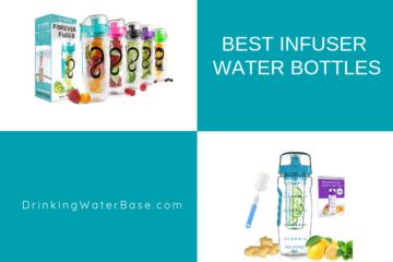 best infuser water bottles