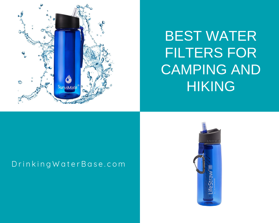 best water fitlers for camping and hiking