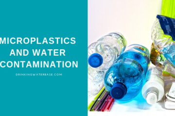 microplastics in water are big problem nowaday