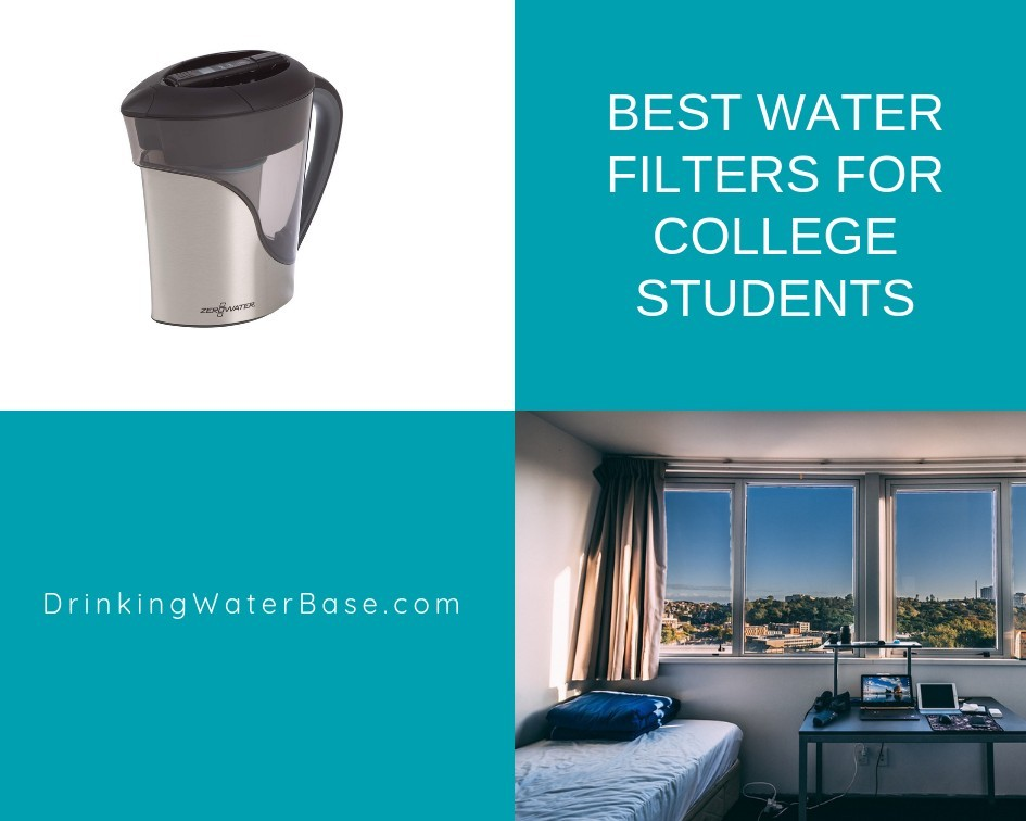 best water filters for college students