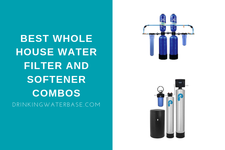 whole house water filter and softener