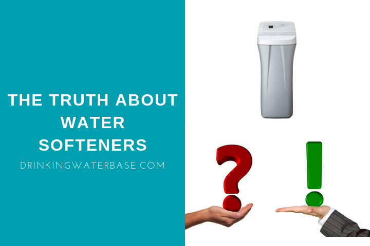 truth about water softeners