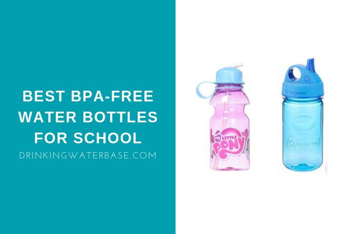 bpa free water bottles for school
