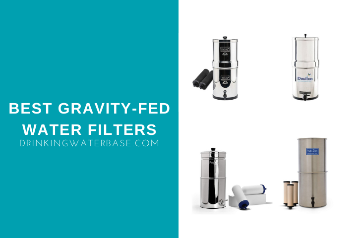 best gravity fed water filters