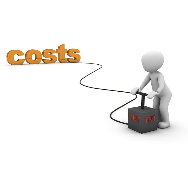 running costs of water softener
